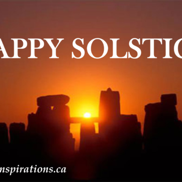 HAPPY SOLSTICE!